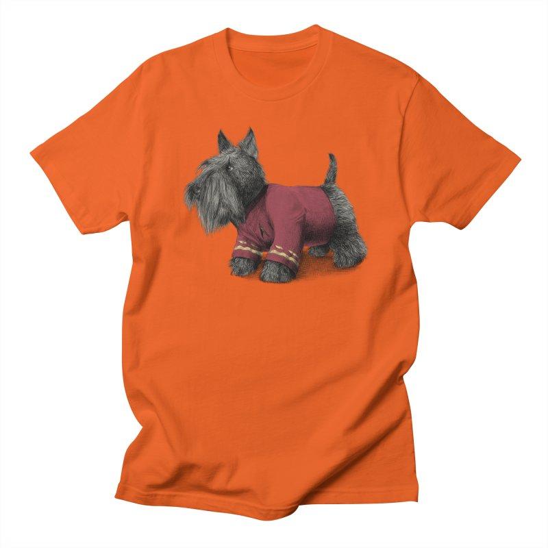 Scotty Men's Regular T-Shirt by ericfan's Artist Shop