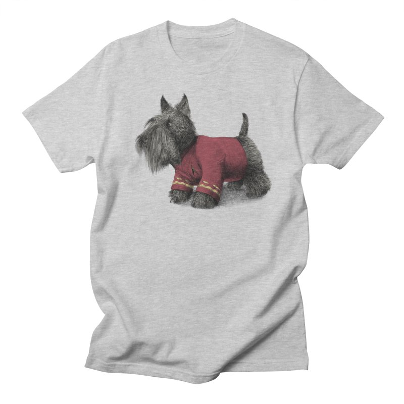Scotty Men's T-Shirt by ericfan's Artist Shop