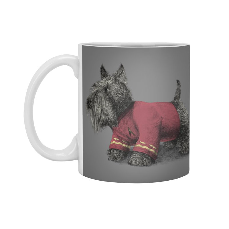 Scotty Accessories Mug by ericfan's Artist Shop