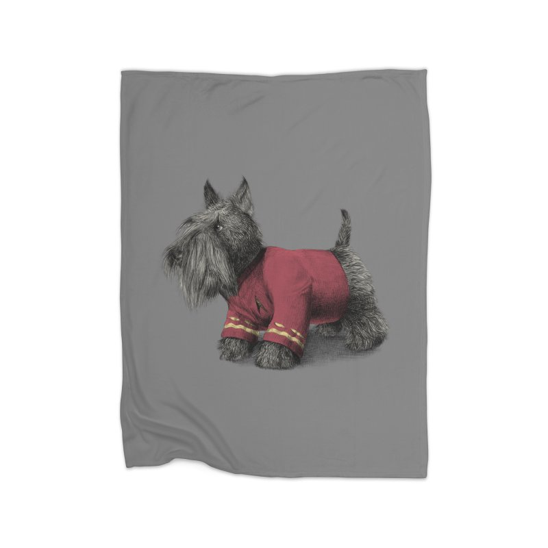 Scotty Home Blanket by ericfan's Artist Shop