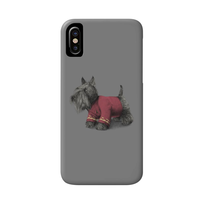 Scotty Accessories Phone Case by ericfan's Artist Shop
