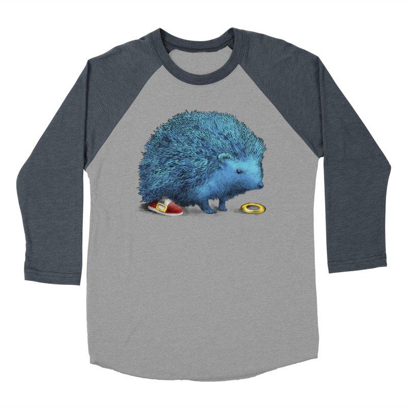 Supersonic Women's Baseball Triblend T-Shirt by ericfan's Artist Shop