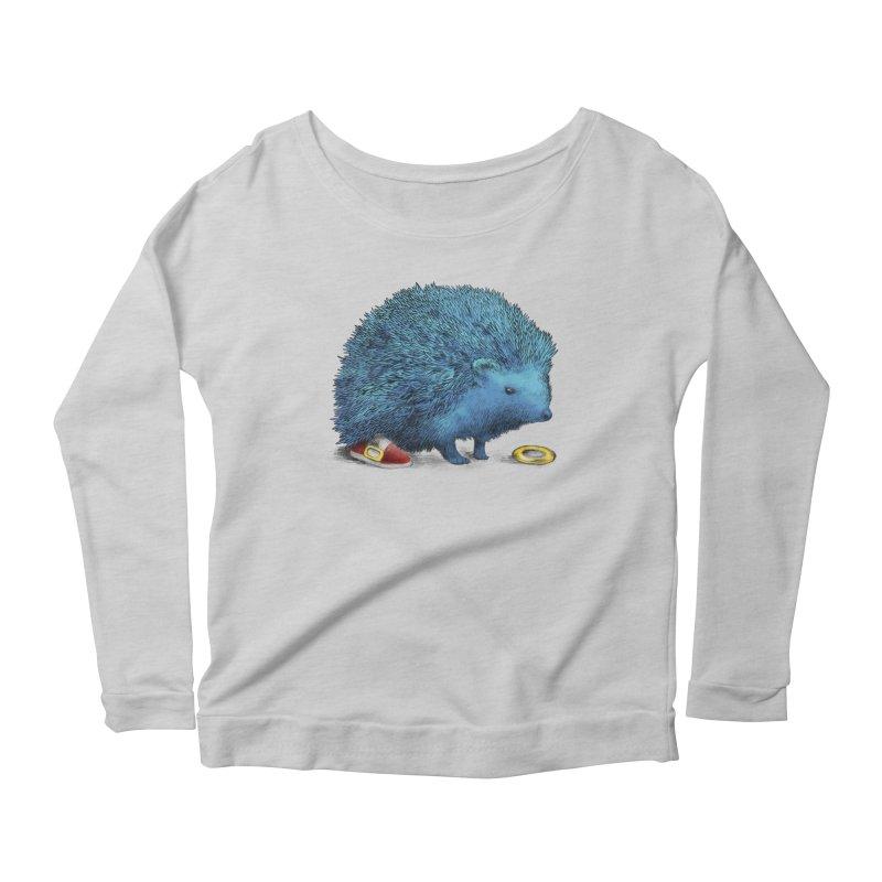 Supersonic Women's Longsleeve T-Shirt by ericfan's Artist Shop