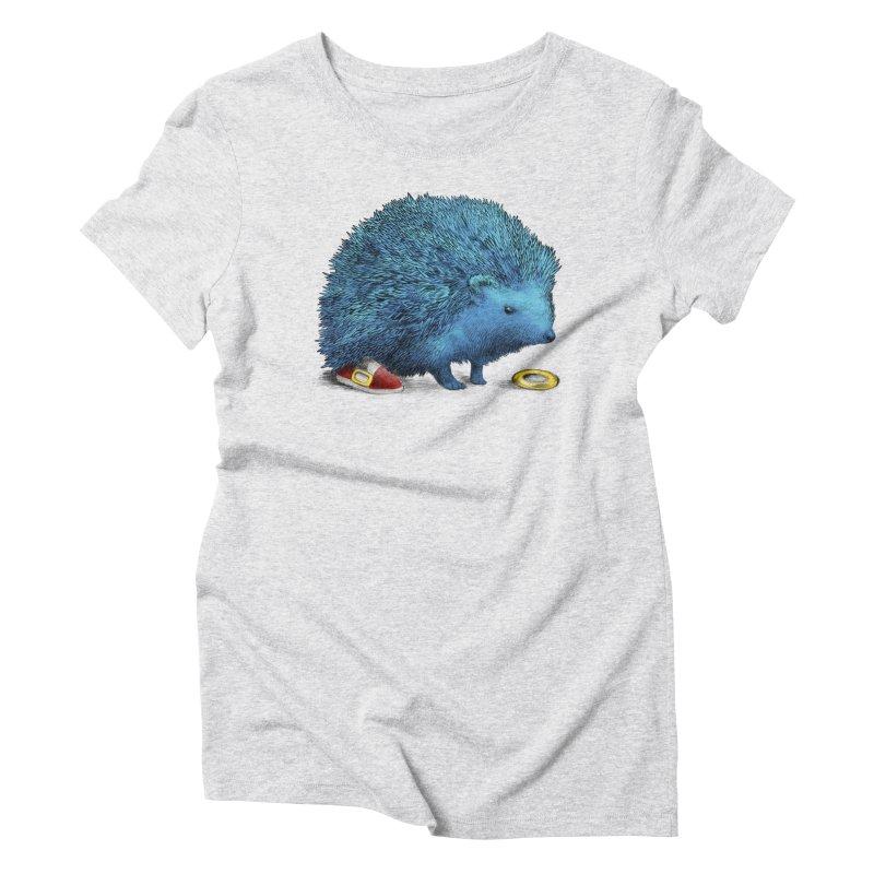 Supersonic Women's Triblend T-Shirt by ericfan's Artist Shop