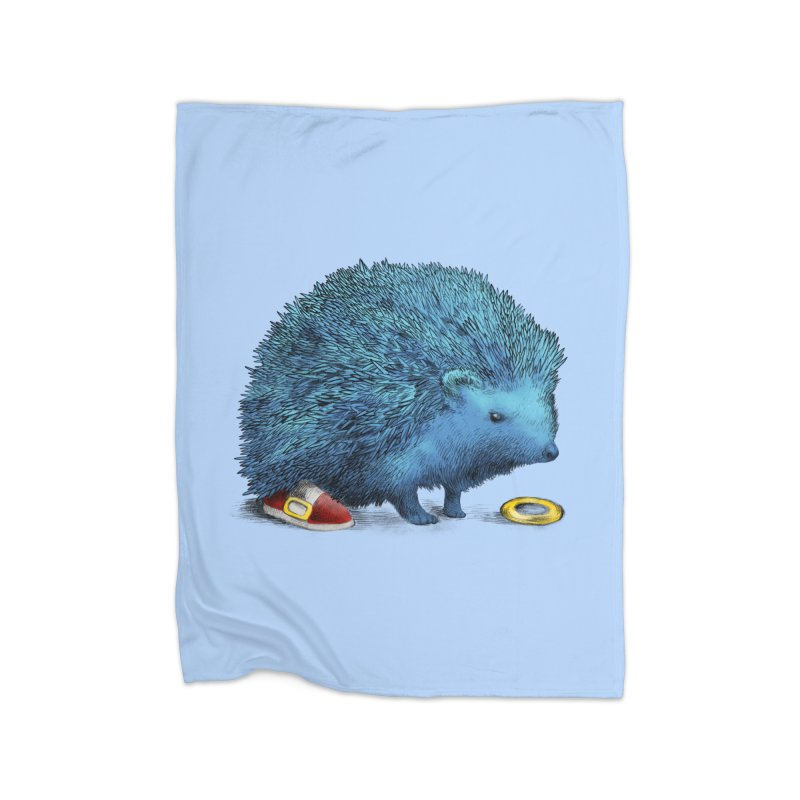 Supersonic Home Blanket by ericfan's Artist Shop
