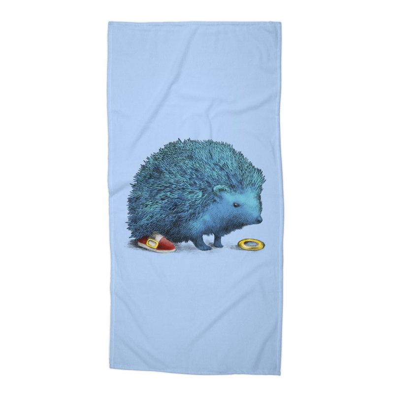 Supersonic Accessories Beach Towel by ericfan's Artist Shop
