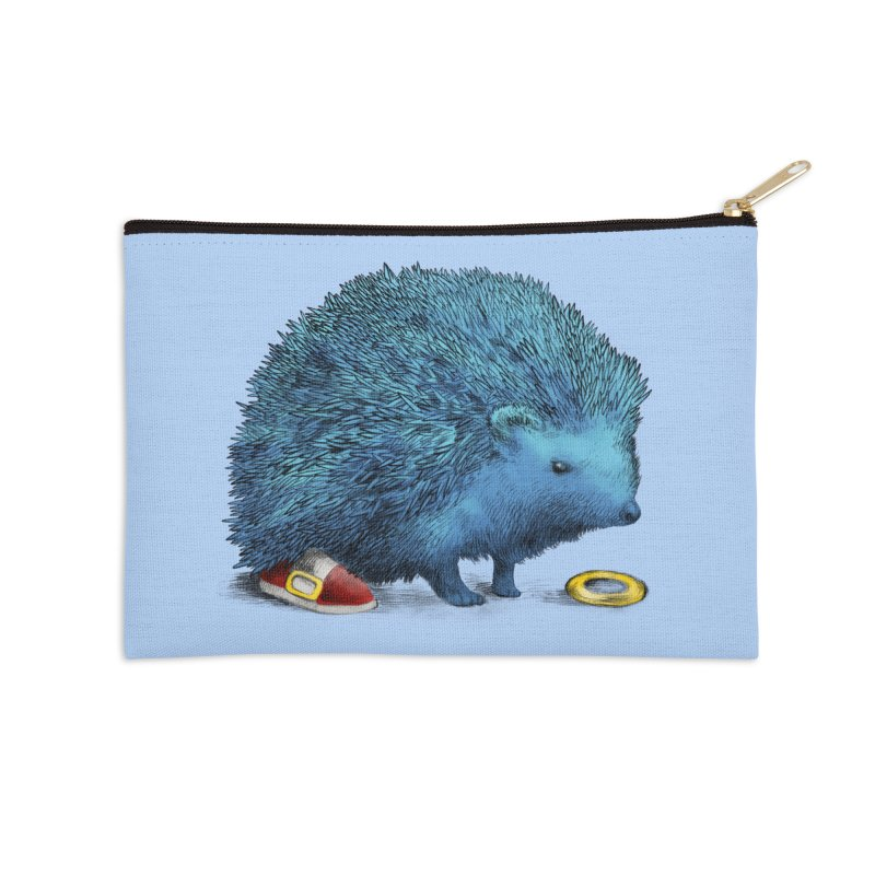 Supersonic Accessories Zip Pouch by ericfan's Artist Shop