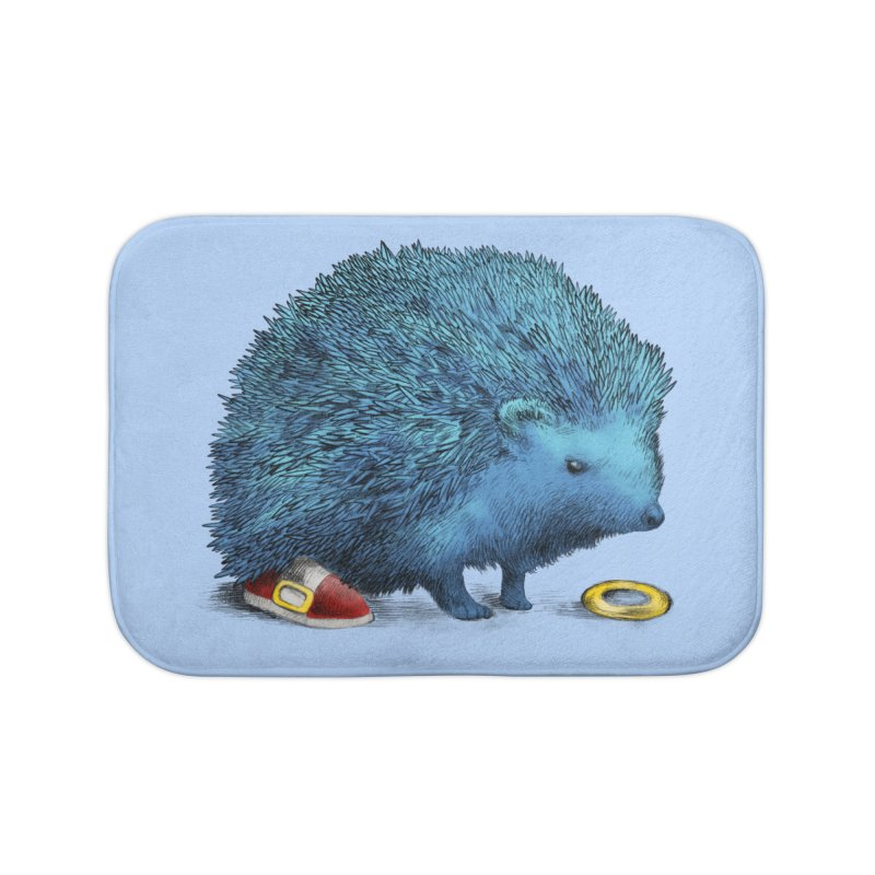 Supersonic Home Bath Mat by ericfan's Artist Shop