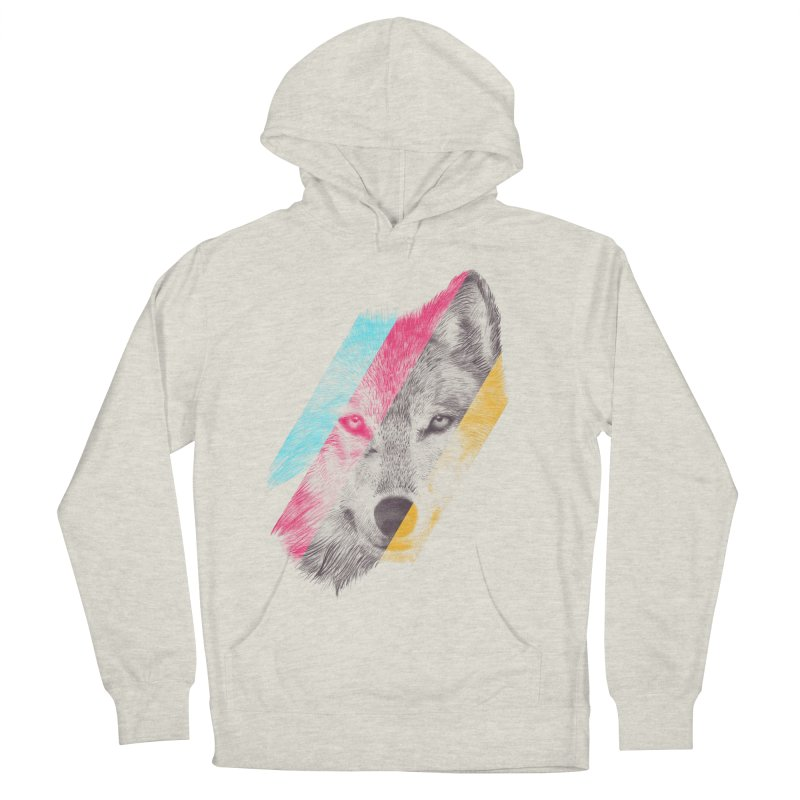 Wild Women's Pullover Hoody by ericfan's Artist Shop