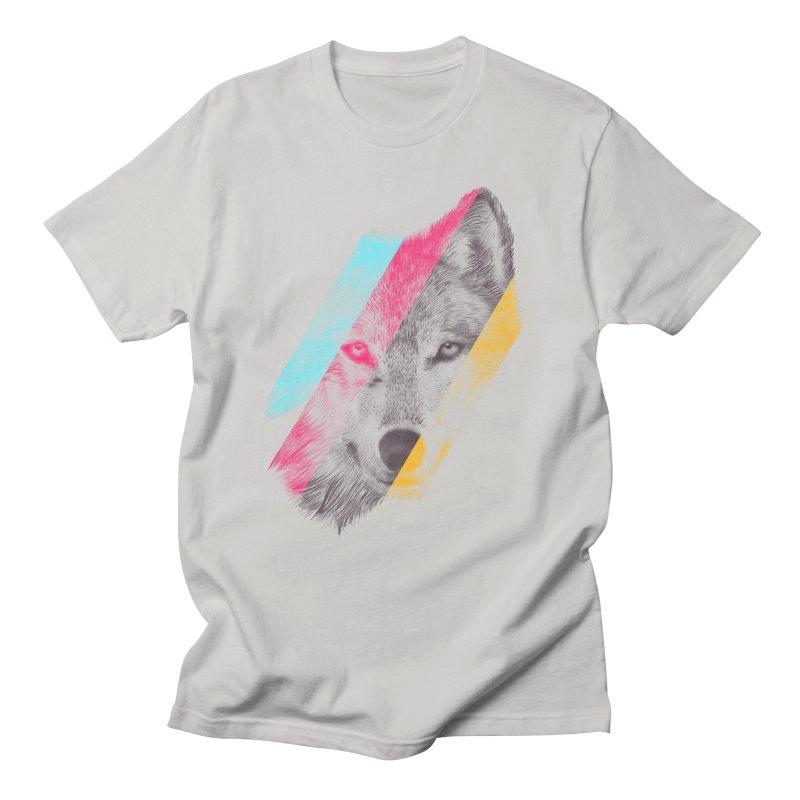Wild Men's Regular T-Shirt by ericfan's Artist Shop