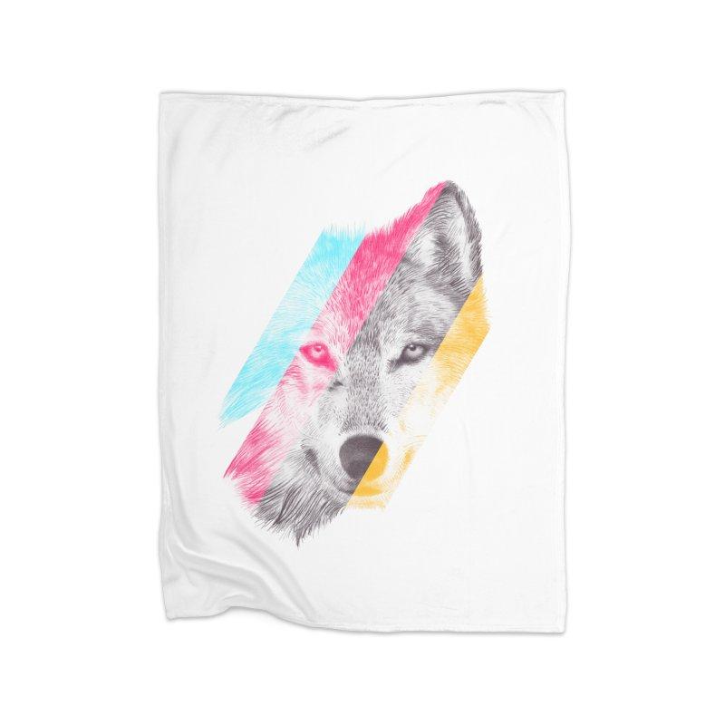 Wild Home Blanket by ericfan's Artist Shop