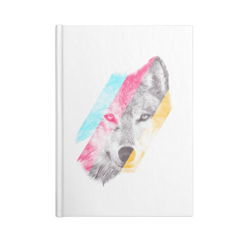 Wild Accessories Notebook by ericfan's Artist Shop
