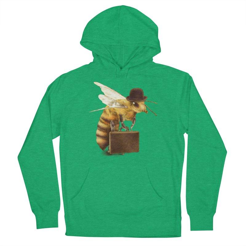 Worker Bee Women's Pullover Hoody by ericfan's Artist Shop