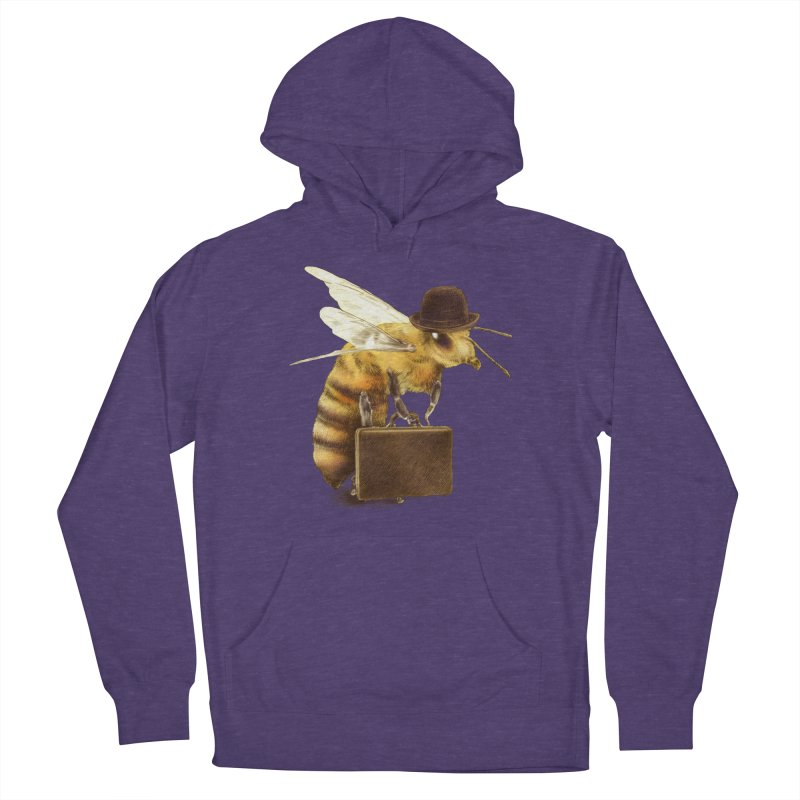 Worker Bee Women's Pullover Hoody by ericfan's Artist Shop