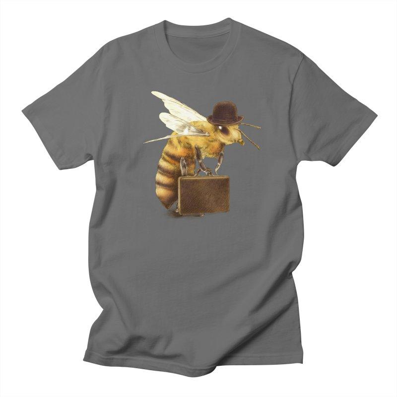 Worker Bee Men's T-Shirt by ericfan's Artist Shop