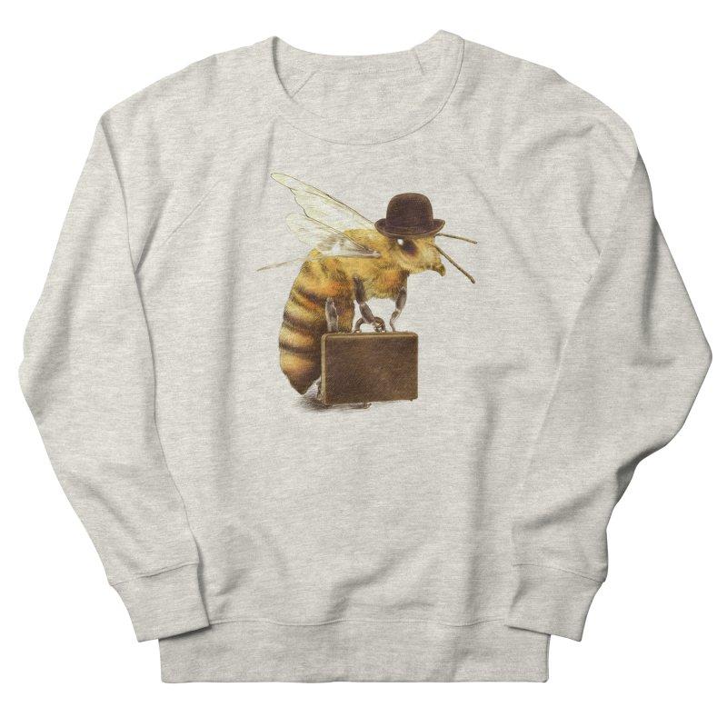 Worker Bee Women's Sweatshirt by ericfan's Artist Shop