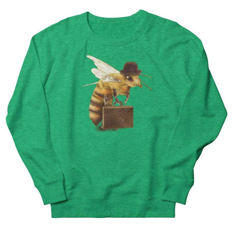 Worker Bee Men's Sweatshirt by ericfan's Artist Shop