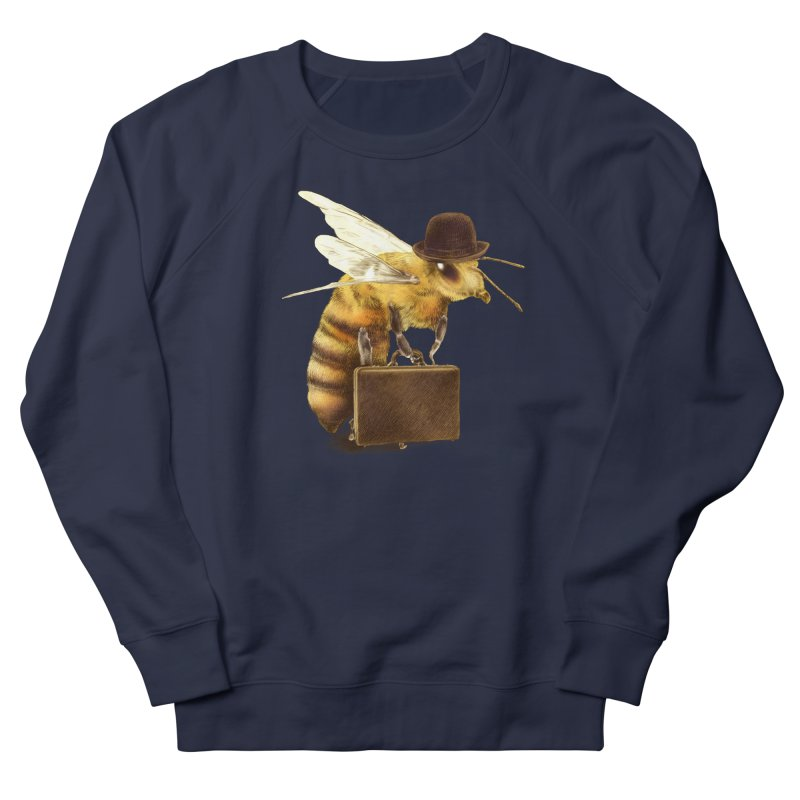 Worker Bee Men's Sweatshirt by ericfan's Artist Shop