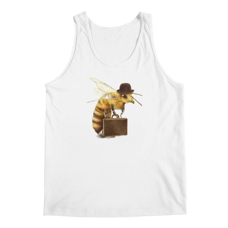 Worker Bee Men's Tank by ericfan's Artist Shop