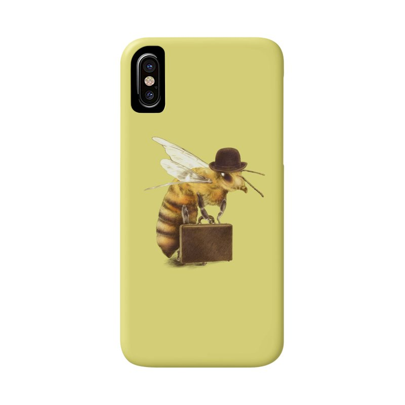 Worker Bee Accessories Phone Case by ericfan's Artist Shop