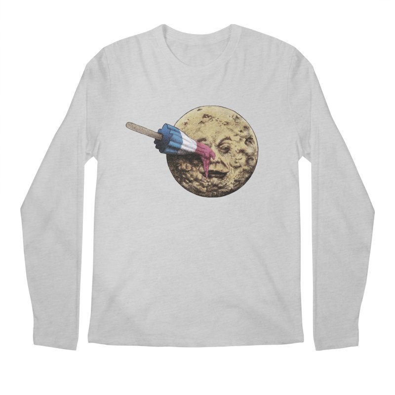 Le voyage du popsicle Men's Regular Longsleeve T-Shirt by ericfan's Artist Shop