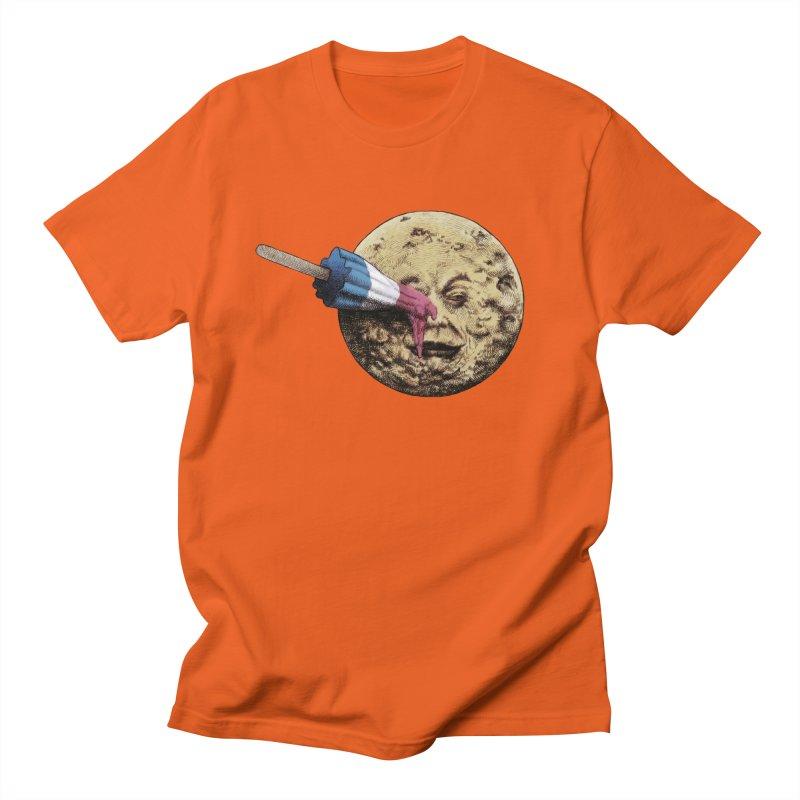 Le voyage du popsicle Men's T-Shirt by ericfan's Artist Shop