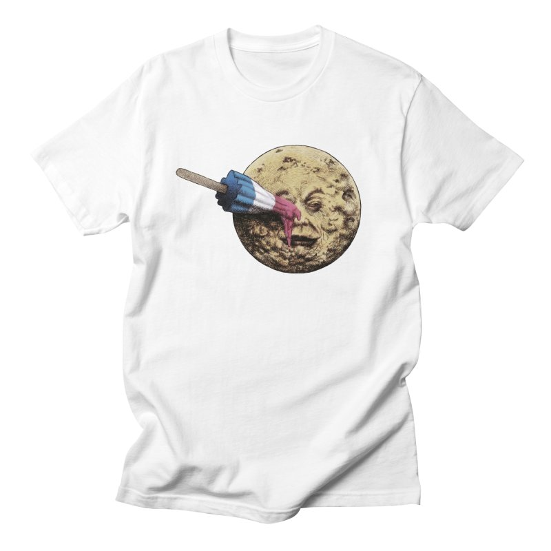 Le voyage du popsicle Men's Regular T-Shirt by ericfan's Artist Shop