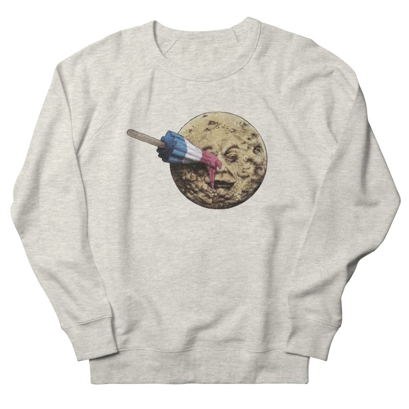 Le voyage du popsicle Women's Sweatshirt by ericfan's Artist Shop