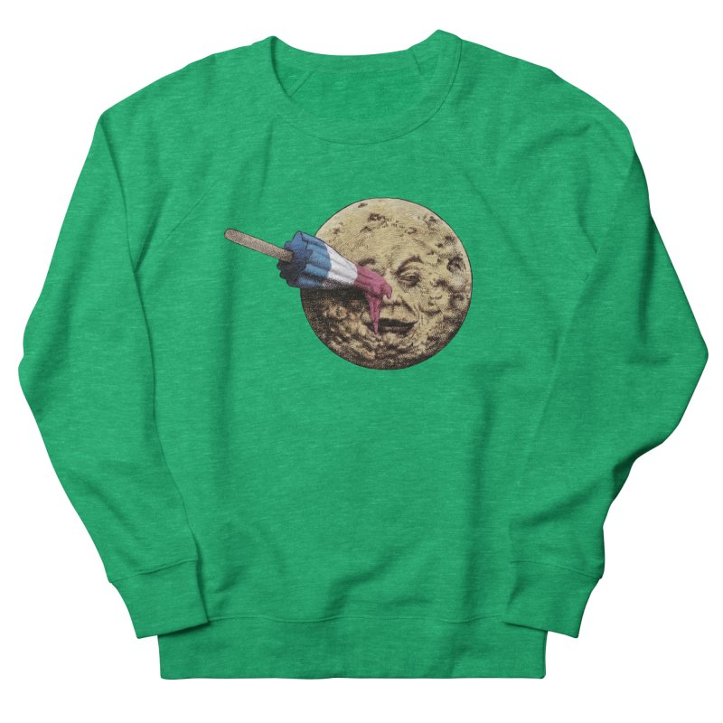 Le voyage du popsicle Men's Sweatshirt by ericfan's Artist Shop