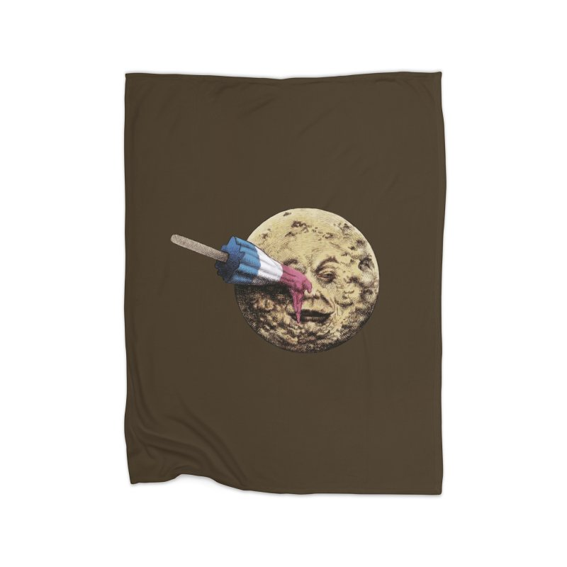 Le voyage du popsicle Home Blanket by ericfan's Artist Shop
