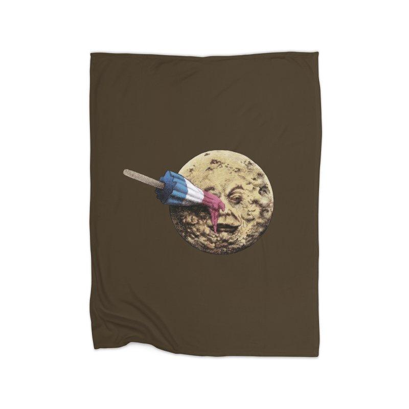 Le voyage du popsicle Home Blanket by ericfan's Artist Shop