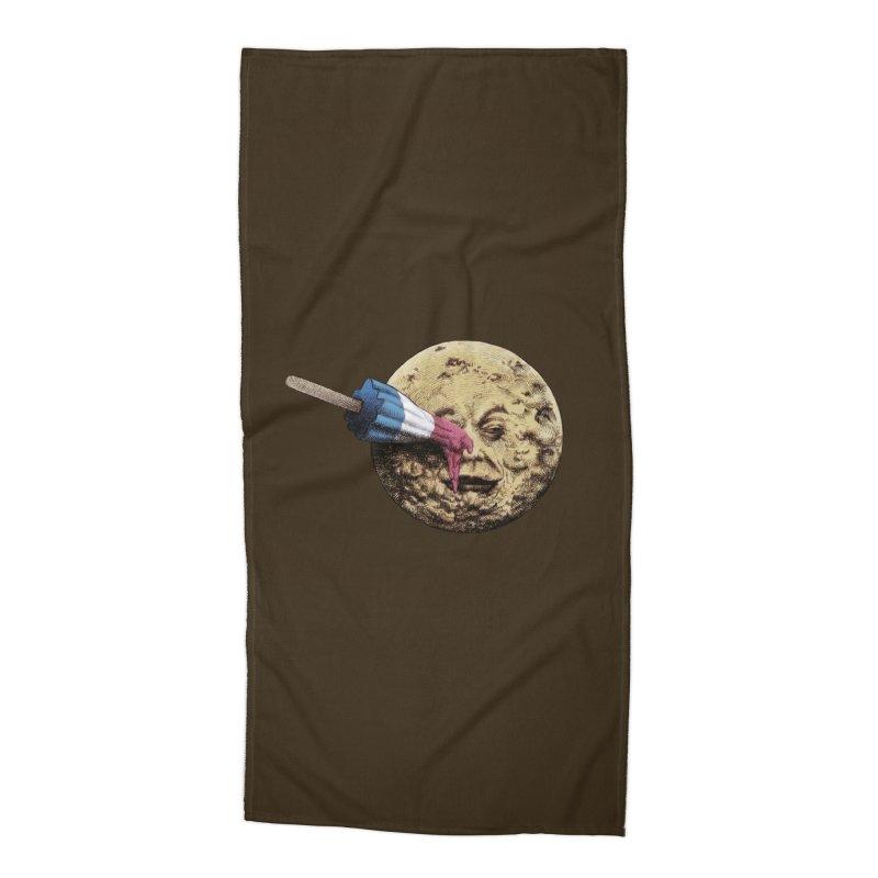 Le voyage du popsicle Accessories Beach Towel by ericfan's Artist Shop