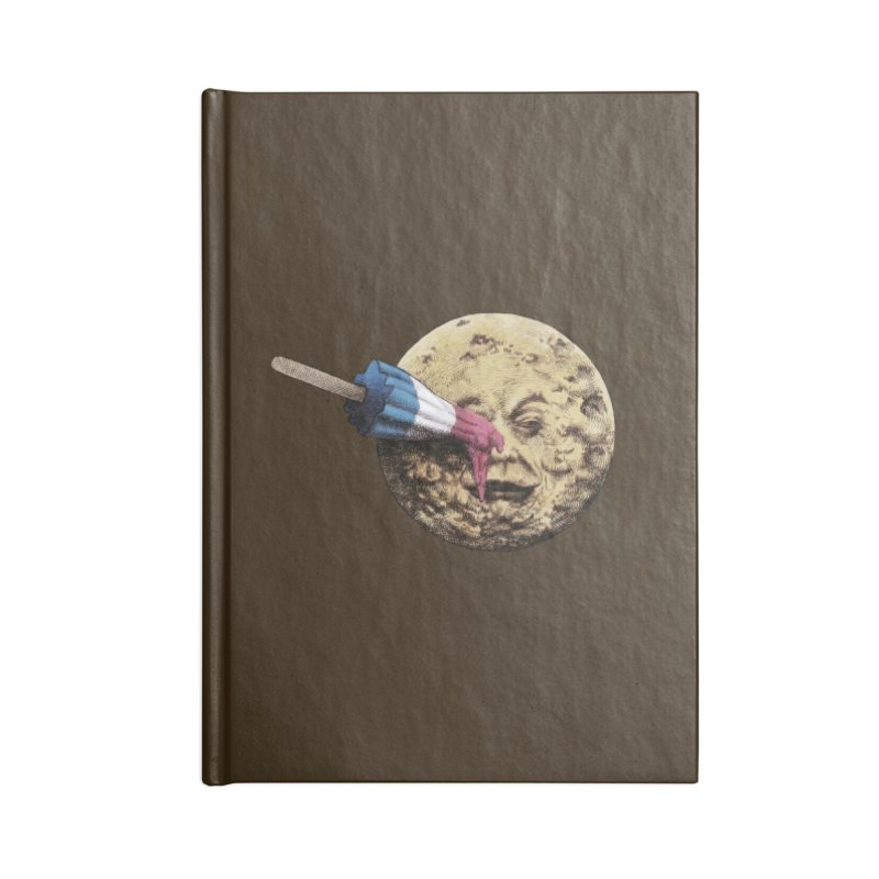 Le voyage du popsicle Accessories Notebook by ericfan's Artist Shop