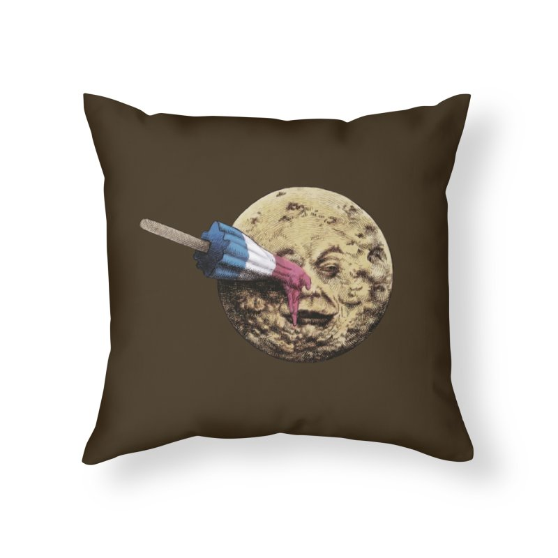 Le voyage du popsicle Home Throw Pillow by ericfan's Artist Shop
