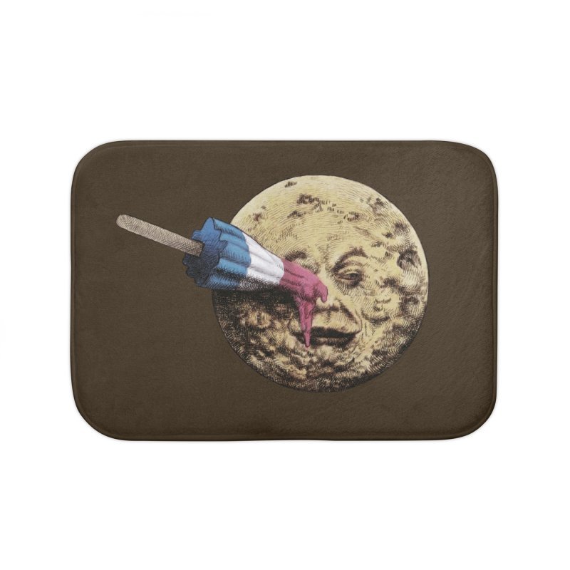 Le voyage du popsicle Home Bath Mat by ericfan's Artist Shop
