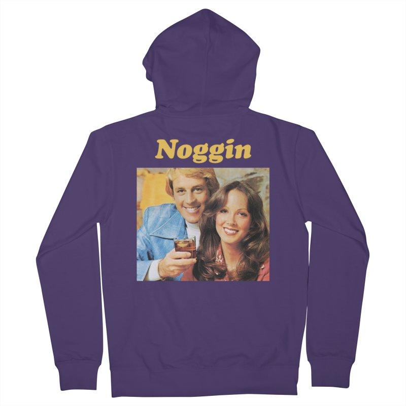 Noggin Women's Zip-Up Hoody by ericpeacock's Artist Shop