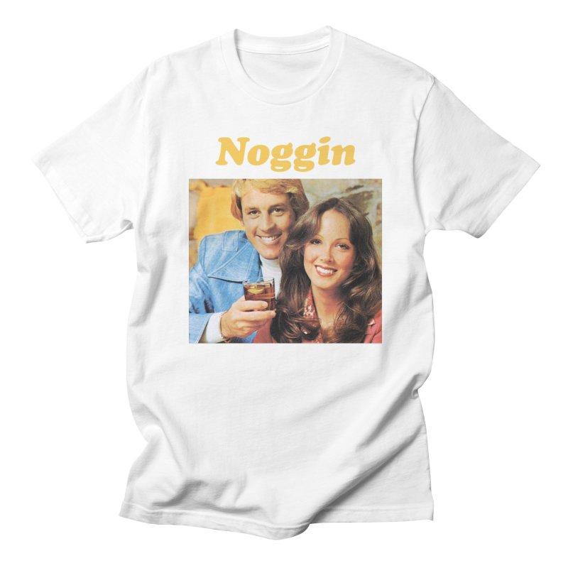 Noggin Men's T-Shirt by ericpeacock's Artist Shop