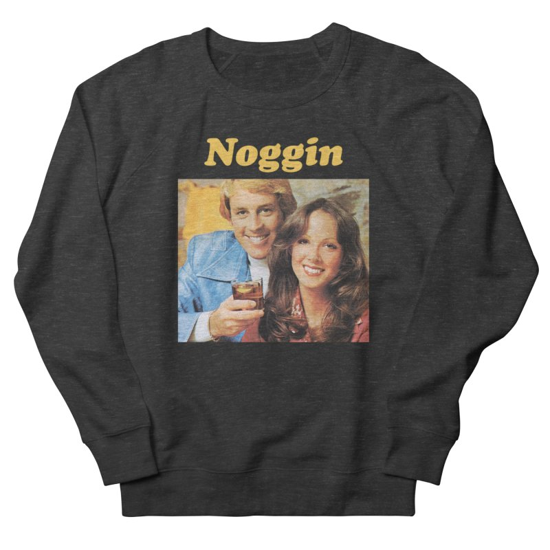 Noggin Men's Sweatshirt by ericpeacock's Artist Shop