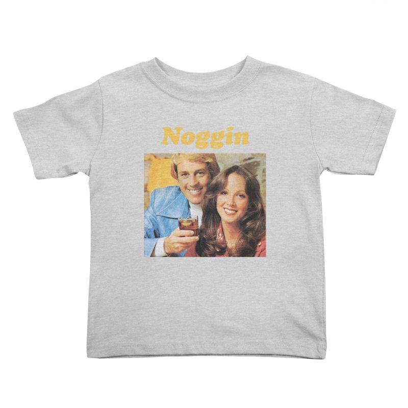 Noggin Kids Toddler T-Shirt by ericpeacock's Artist Shop
