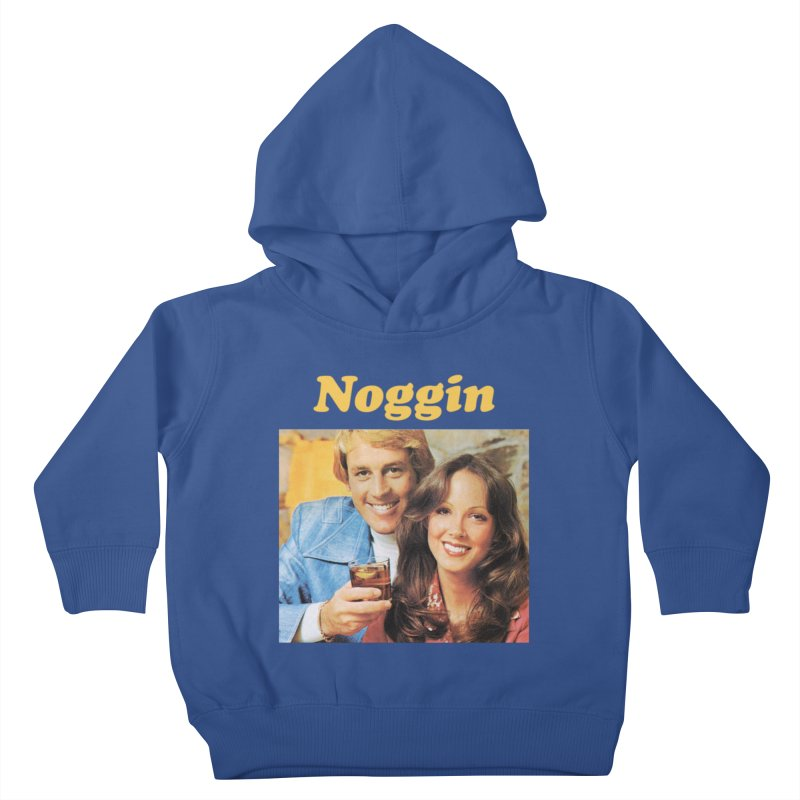 Noggin Kids Toddler Pullover Hoody by ericpeacock's Artist Shop