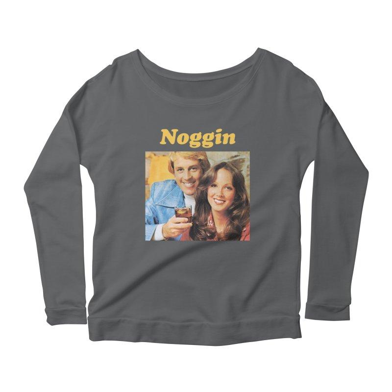 Noggin Women's Longsleeve T-Shirt by ericpeacock's Artist Shop