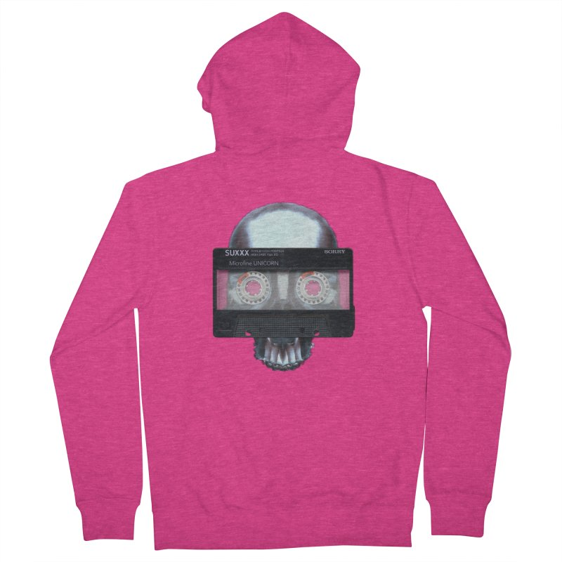 Hasty Philosophies Women's French Terry Zip-Up Hoody by ericpeacock's Artist Shop