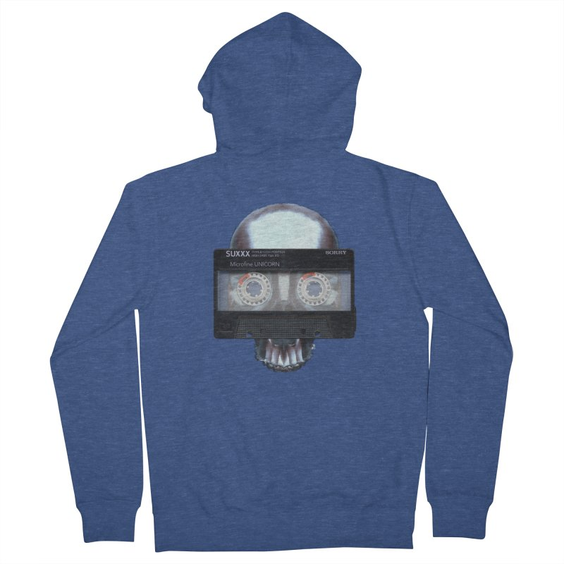 Hasty Philosophies Men's French Terry Zip-Up Hoody by ericpeacock's Artist Shop
