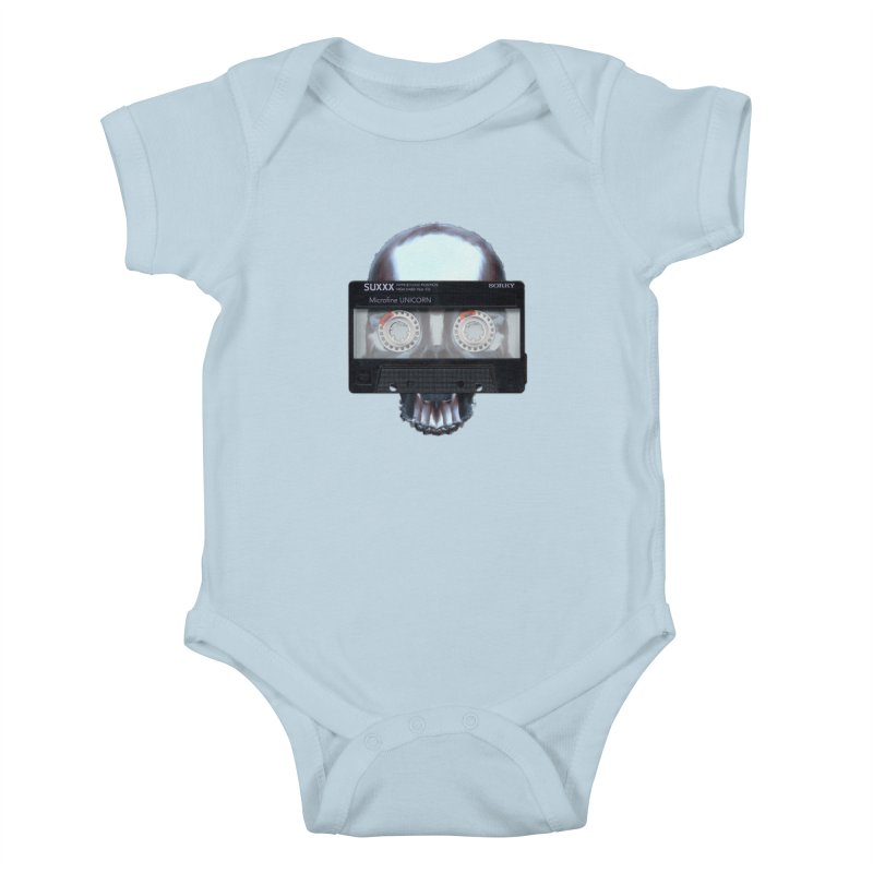 Hasty Philosophies Kids Baby Bodysuit by ericpeacock's Artist Shop