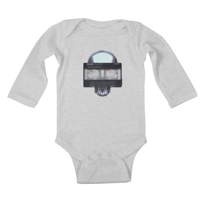 Hasty Philosophies Kids Baby Longsleeve Bodysuit by ericpeacock's Artist Shop