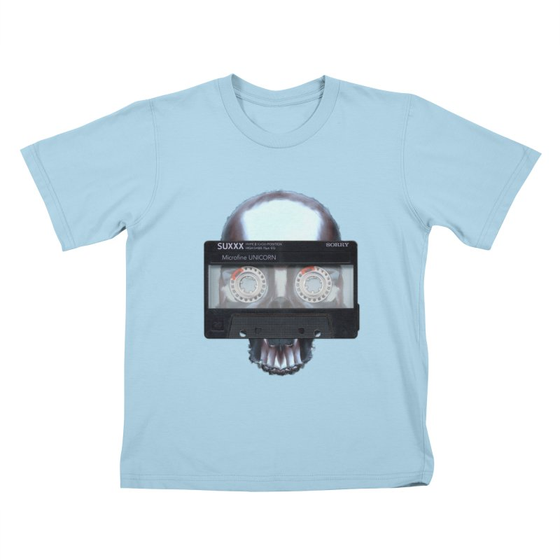 Hasty Philosophies Kids T-Shirt by ericpeacock's Artist Shop