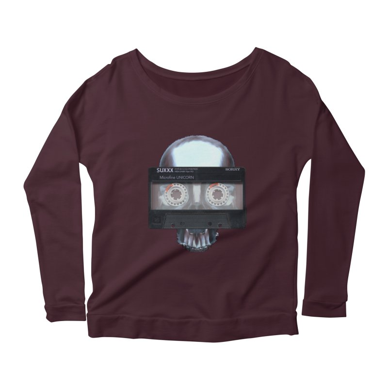 Hasty Philosophies Women's Scoop Neck Longsleeve T-Shirt by ericpeacock's Artist Shop