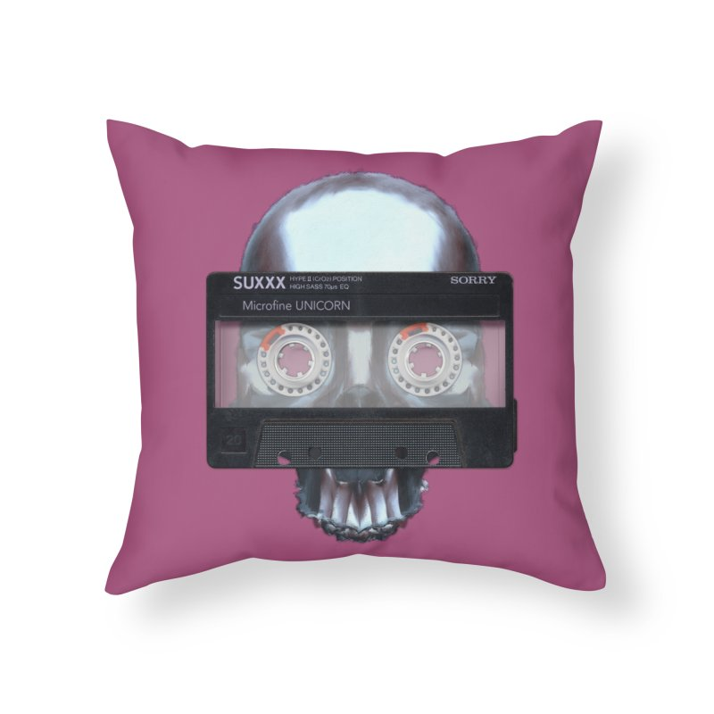 Hasty Philosophies Home Throw Pillow by ericpeacock's Artist Shop
