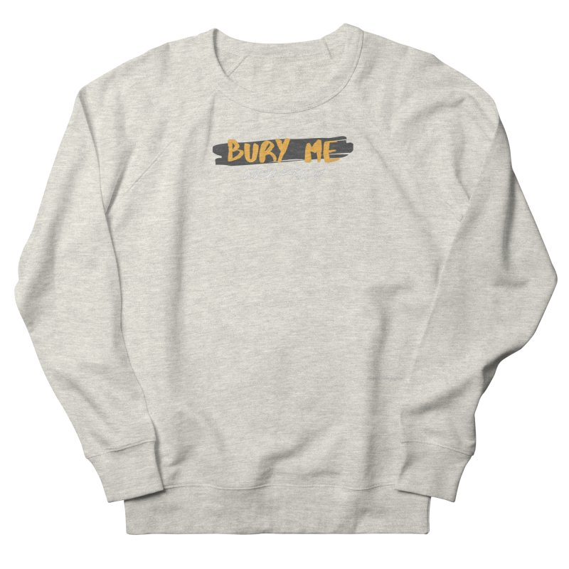 with pride Men's French Terry Sweatshirt by Eric Washington's Merch Shop