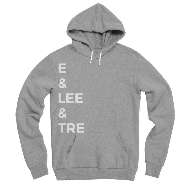 Eric Washington x The Elite Podcast - The Cast #1 Men's Sponge Fleece Pullover Hoody by Eric Washington's Merch Shop